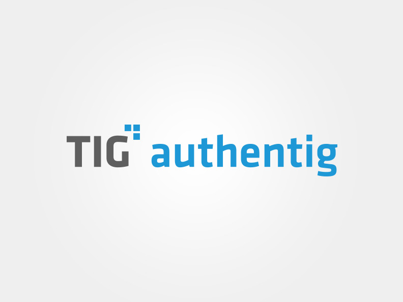 TIG authentig Logo