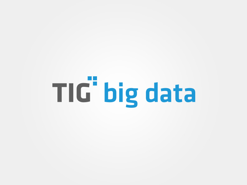 TIG big data Logo
